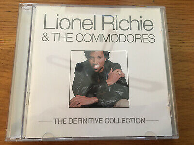 Lionel Richie & The Commodores - CD • 2.29£