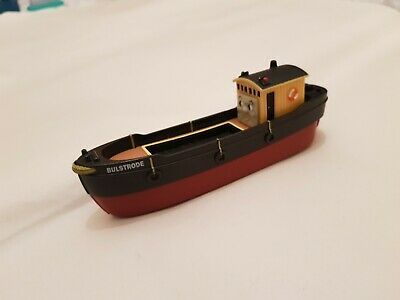 Thomas The Tank & Friends TAKE N AND PLAY ALONG BULSTRODE THE BARGE BOAT DIECAST • 17.99£
