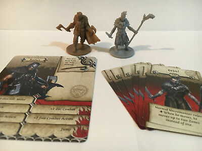 AU49.95 • Buy Zombicide. Plack Plague, KS Knight Pack Characters. Scowl & Grin.
