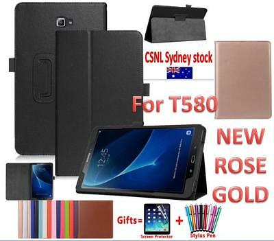 AU12.99 • Buy Tablet Case For Samsung Galaxy Tab A 10.1  2016 T580 T585 SM-T580 Cover Folding