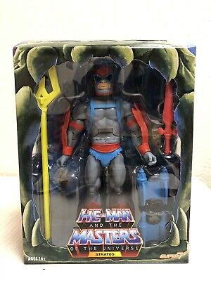 $49.99 • Buy Motu Classics Masters Of The Universe Super7 Filmation Wave 4 Stratos Figure New
