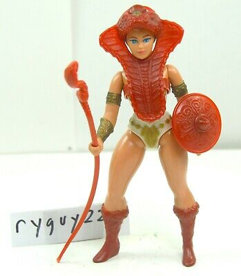 $65 • Buy MOTU, Teela, Masters Of The Universe, He-Man, Complete, With Weapons, Figure