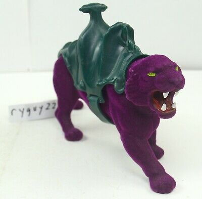 $185 • Buy MOTU, Panthor, Masters Of The Universe, Vintage, Complete With Saddle, He Man