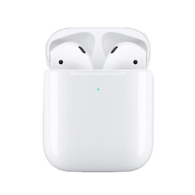 $ CDN169 • Buy Apple AirPods 2nd Generation With Wireless Charging Case - White (MRXJ2AM/A)