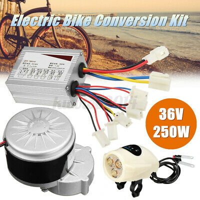 $77.99 • Buy 36V 250W Electric Bike Conversion Kit Motor Controller Set For 22-28'' Bicycle