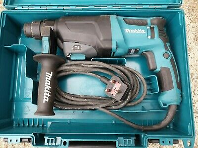 Makita HR2300 SDS+ Hammer Drill 230V Corded, Case. Rotary Impact Masonry Sds • 99£