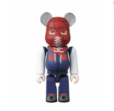 $24.99 • Buy Brightburn 100% Bearbrick Series 40 Horror Ski Mask Rare Limited Scary Be@rbrick