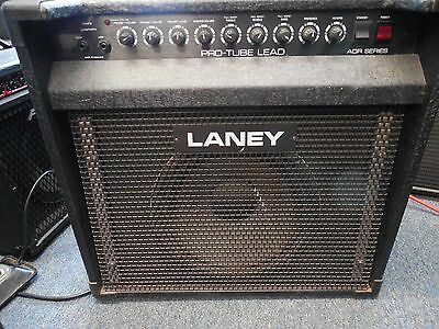 $ CDN933.31 • Buy Vintage Laney  AOR Pro Tube 50 Lead Guitar Amplifier  Made In England