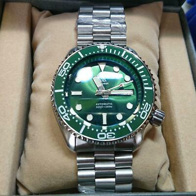 $ CDN1222.73 • Buy Seiko SKX009KC Divers Cal.4R36 Custom Automatic Mens Watch Authentic Working