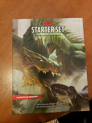 AU6.44 • Buy Dungeons And Dragons Starter Set