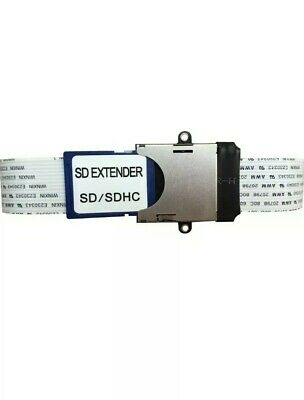 Sd To Sd Card Extension Cable Adapter To Sd/sdhc/sdxc Extender Gdemu Uk • 9.99£