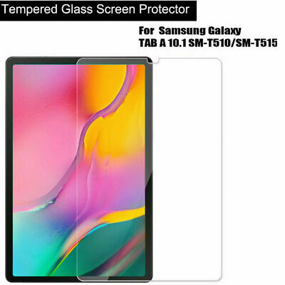 Tempered Glass Screen Protector For Samsung Galaxy Tab A 10.1  T515/T510 2019 • 3.75£