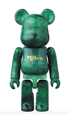 $29.99 • Buy Miles 100% Bearbrick Series 40 S40 Artist Be@Rbrick Medicom Art Rare NY New York