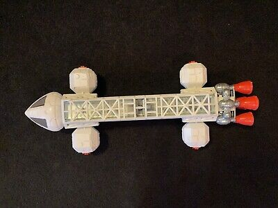 $51 • Buy Vtg Space 1999 Eagle 1 Spaceship Die Cast Vehicle White Transporter Dinky Toys