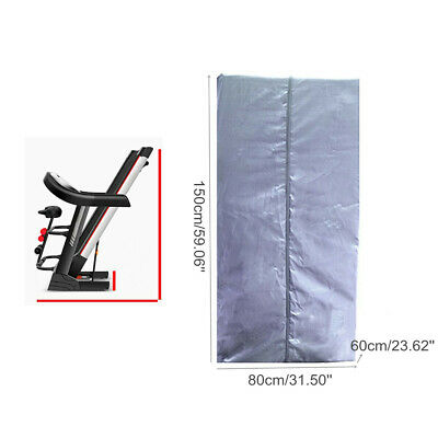 AU18.80 • Buy 80*60*150cm Waterproof Treadmill Cover Running Jogging Machine Dust  AB