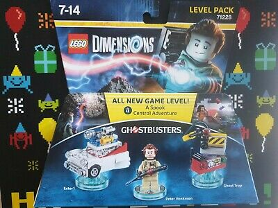 AU39 • Buy Ghostbusters Level Pack Lego Dimensions