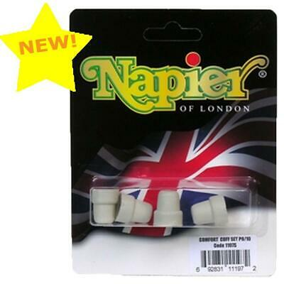 Napier Comfort Cuffs For Pro9 And Pro10 White • 6.17£