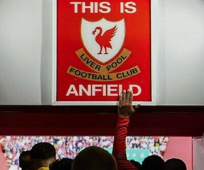 This Is Anfield Liverpool FC Football Fans Wall Art Poster Decor A4,A3 Options  • 7.79£