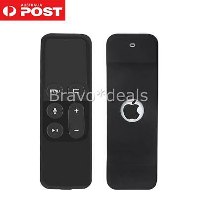 AU9.95 • Buy NEW Remote Controller Silicone Cover Gen Apple TV 4th Skin For Case Protective