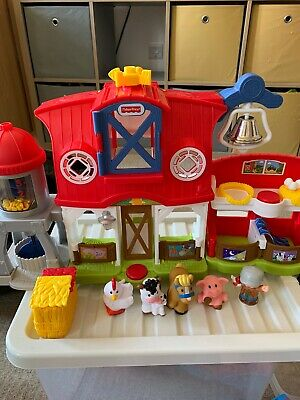 Fisher Price Little People Farm • 3.50£