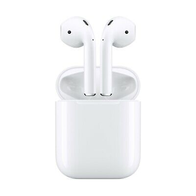 $ CDN67.11 • Buy Apple Airpods 2nd Generation Earbuds With Charging Case