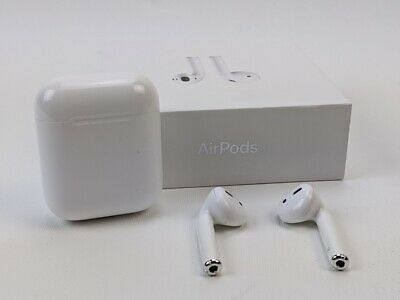$ CDN31.73 • Buy APPLE AIRPODS 2nd Gen Replacement Left Or Right Or Charging Case MV7N2AM/A