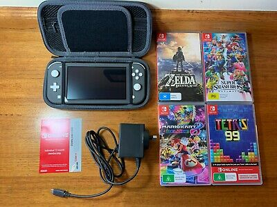 AU330 • Buy Nintendo Switch Lite Bundle