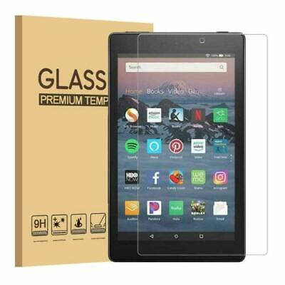 £3.69 • Buy  100% Genuine Tempered Glass Screen Protector For Amazon Kindle Fire HD 8