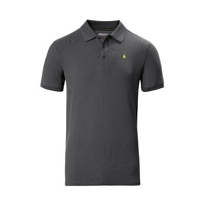 Musto Evolution Pro Lite Short Sleeve Polo Charcoal • 49.95£