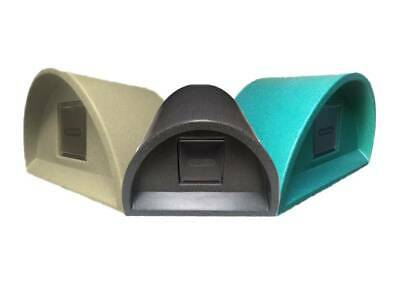 £73 • Buy Waterproof Cat House With Flap From £61.00 Outdoor Cat Shelter / Kennel Cat Bed