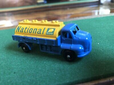 A Budgie Toys Diecast Model Rare Vintage  National Tanker Very Near Mint • 7.99£