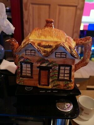 Price Brothers Ye Old Cottage Teapot • 5£