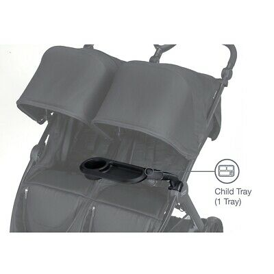 Britax Child Tray Kit For B-Lively Double Stroller. 1 Tray Pack, Brand New • 9.40£