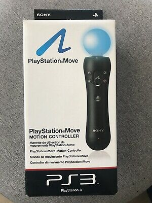 AU75 • Buy Ps3 Playstation 3 - Move Motion Controller - Brand New In The Box (ps4)