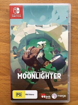 AU27 • Buy Moonlighter - Nintendo Switch Game