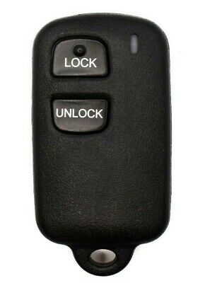 $34.95 • Buy New Toyota Camry Tacoma RAV4 Keyless Entry Remote Fob ELVATRF Dealer Installed