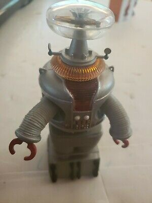 """$ CDN17.16 • Buy Vintage Lost In Space Robot B-9 Model About 7"""" Tall"""