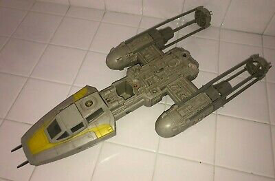 $ CDN30.97 • Buy Vintage Y-Wing Fighter Bomber Star Wars ROTJ 1983 Good Condition Kenner