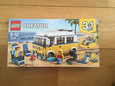 LEGO: Creator - Sunshine Surfer Van Set (31079) • 39.99£