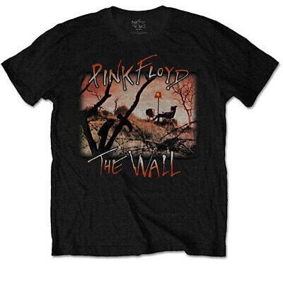 £13.99 • Buy Pink Floyd The Wall Fields Roger Waters Rock Official Tee T-Shirt Mens Unisex