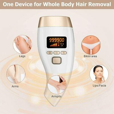 View Details IPL Hair Removal System For Women, Ice Cool Painless Laser Hair Removal Device,  • 69.99£