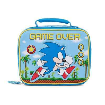 £10.06 • Buy Sonic The Hedgehog Lunch Bag New
