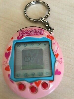 $ CDN65 • Buy Tamagotchi Connection Excellent Condition Pink Hearts TESTED