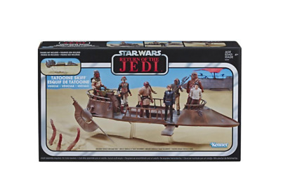 $ CDN40.05 • Buy Star Wars Vintage Collection Tatooine Skiff Vehicle ROTJ Return Of The Jedi New