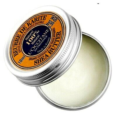 L'Occitane 100% Natural Mini Shea Butter 10ml - UK Seller (NEW) • 11.95£