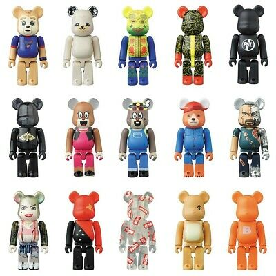 $13.99 • Buy Series 39 Bearbrick 100% 1 Blind Box S39 Medicom Toy Be@rbrick Japan Rare 1pc