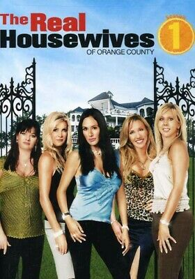 £3.73 • Buy The Real Housewives Of Orange County Season One DVD - USED