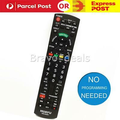 AU16.50 • Buy REMOTE CONTROL For PANASONIC N2QAYB000352 N2QAYB000494 N2QAYB000496 AU