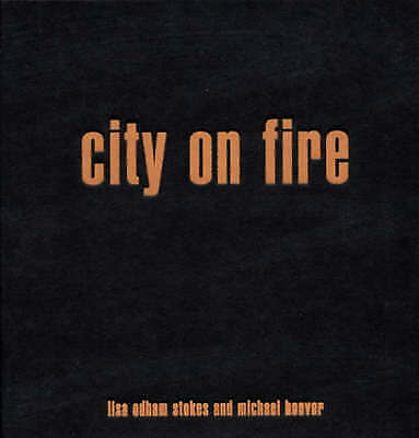 Good, City On Fire: Hong Kong Cinema, Stokes, Lisa Odham,Hoover, Michael, Book • 104.64£