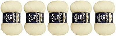 Marriner Double Knit With Wool 100g | 80% Acrylic, 20% Wool | Knitting / Crochet • 22.50£